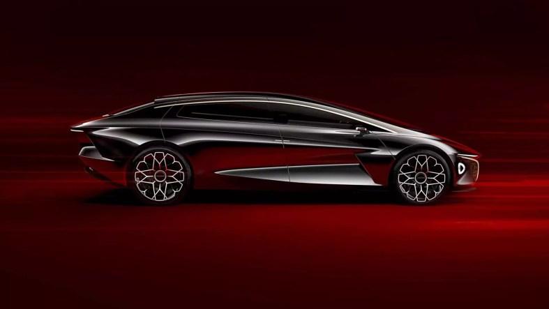 Lagonda Vision Concept By Aston Martin 9