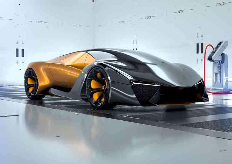 Lamborghini Belador Concept 3