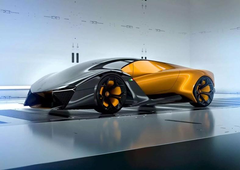 Lamborghini Belador Concept 8