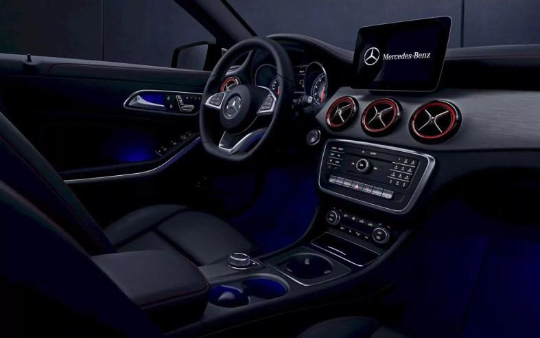 Mercedes Amg Cla45 5