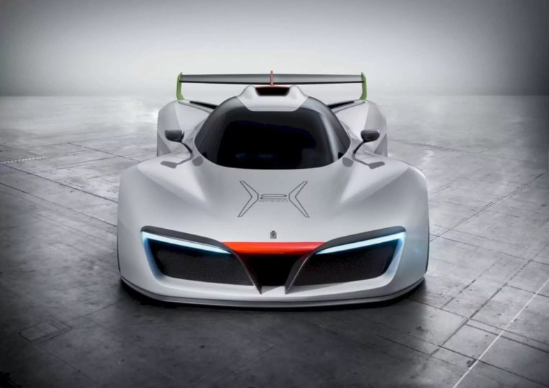 Pininfarina H2 Speed 9