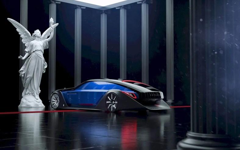 Rolls Royce Exterion Concept 7