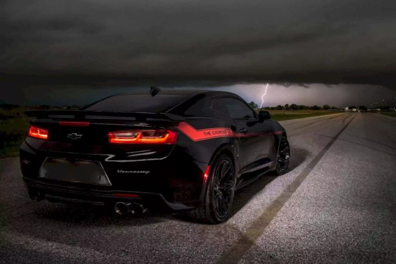 The Exorcist By Hennessey Performance 2