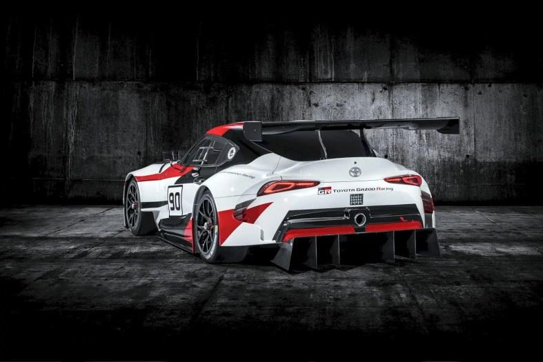 Toyota Gr Supra Racing Concept 4