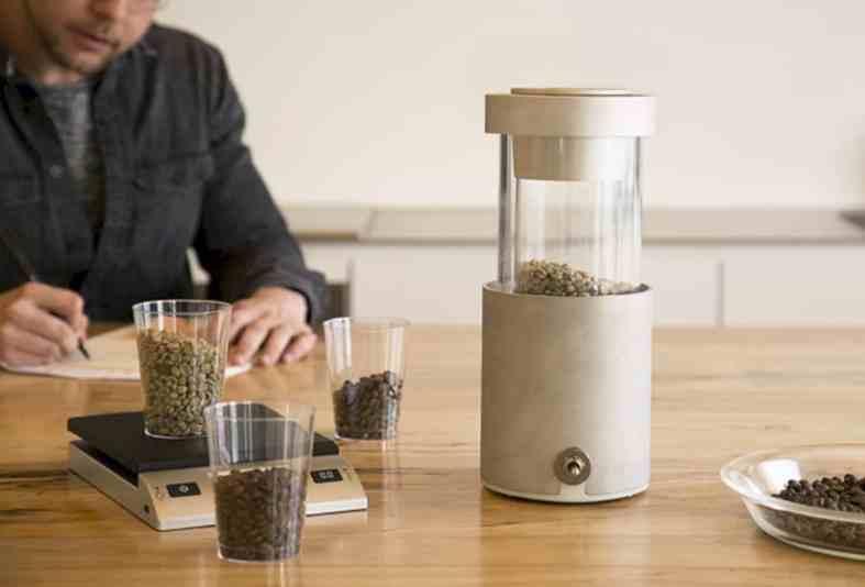 Kelvin Home Coffee Roasting 10