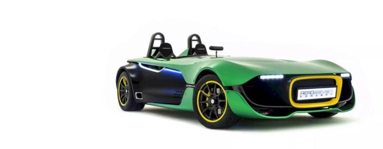 The Aero Seven Concept 3