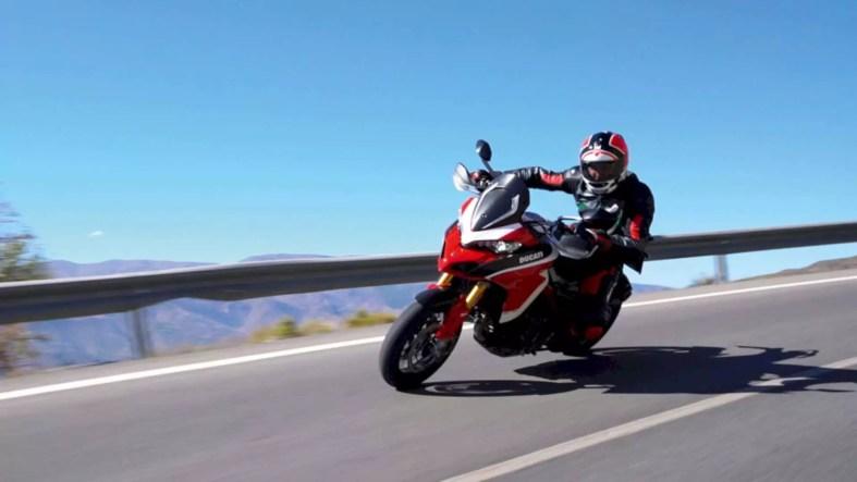 The New Multistrada 1260 By Ducati 4