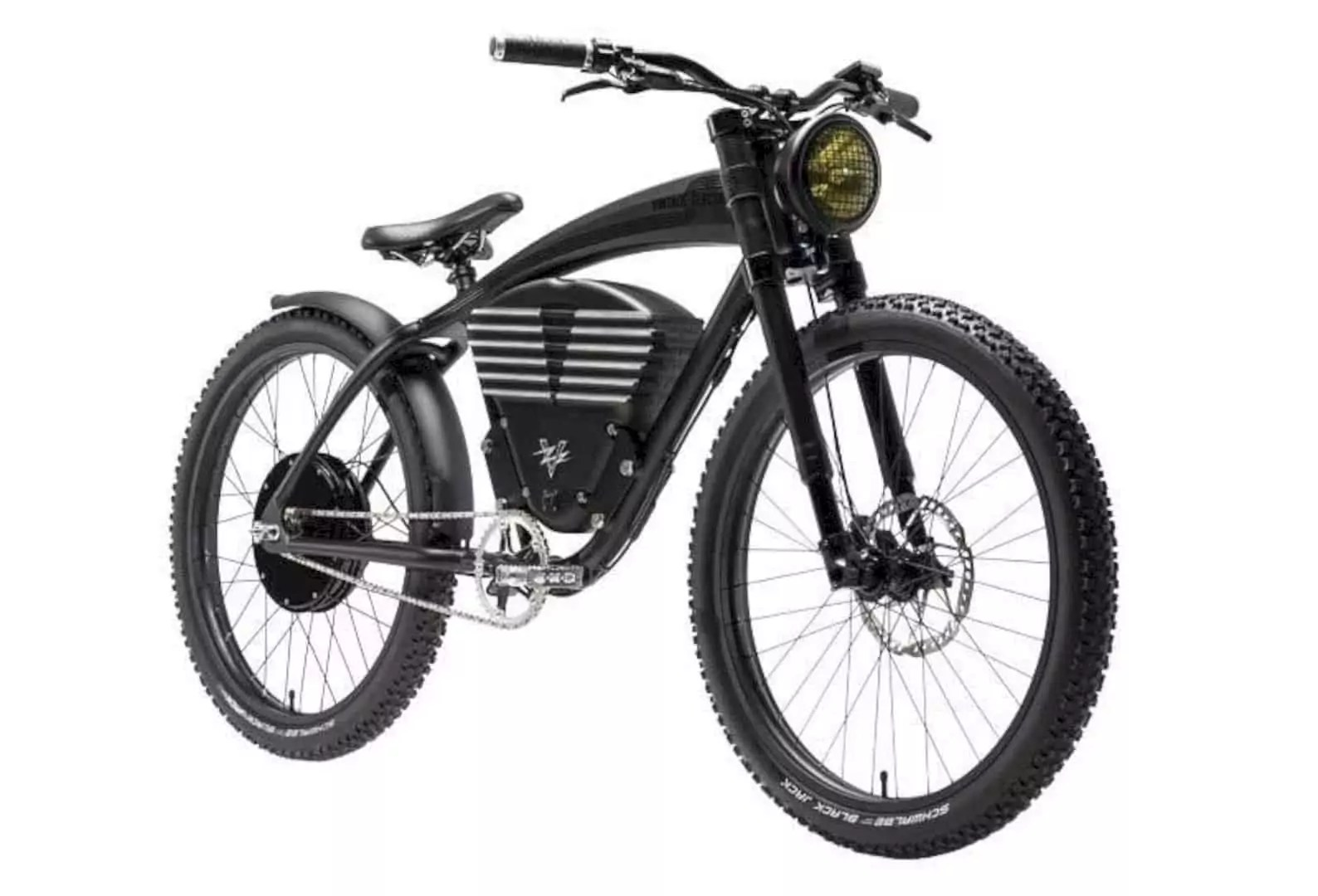 Scrambler S An Off Road Electric Bike For The Best