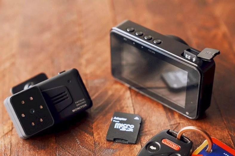 Drivesafe The Multi Dash Cam System 4