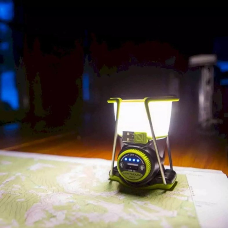 Lighthouse Mini Lantern By Goal Zero 2