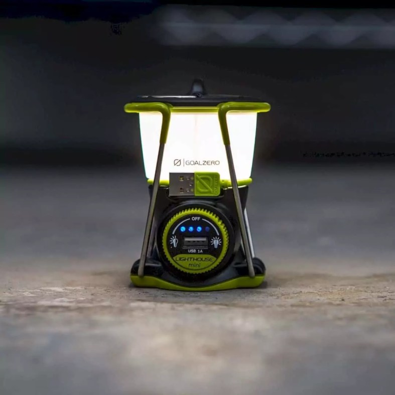 Lighthouse Mini Lantern By Goal Zero 4