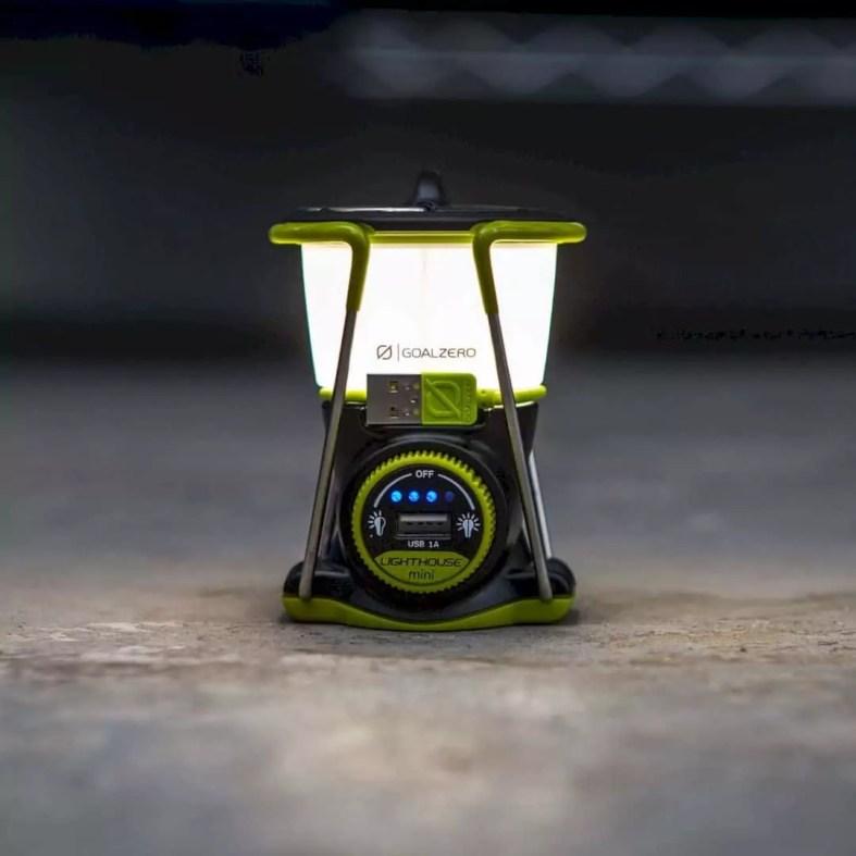 Lighthouse Mini Lantern By Goal Zero 4