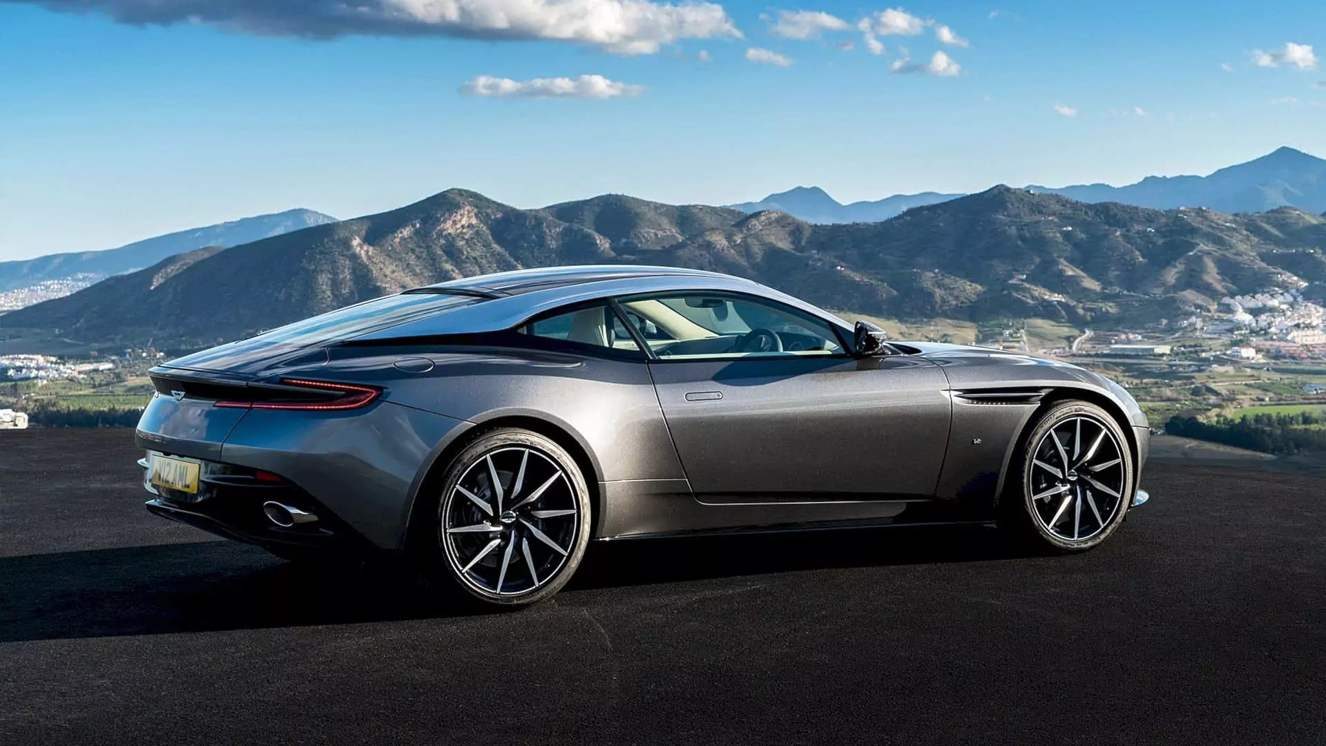 Aston Martin Db 11 Shape Space Sound Design Listicle
