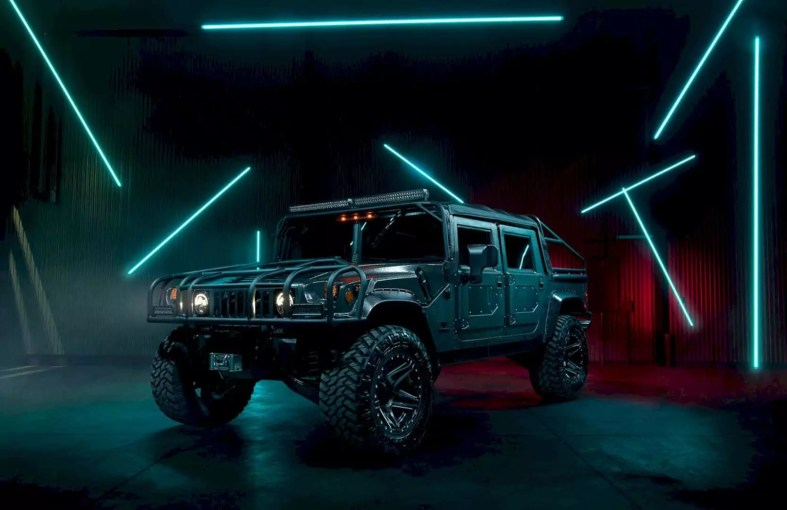 Mil Spec Automotive Hummer H1 Launch Edition 6