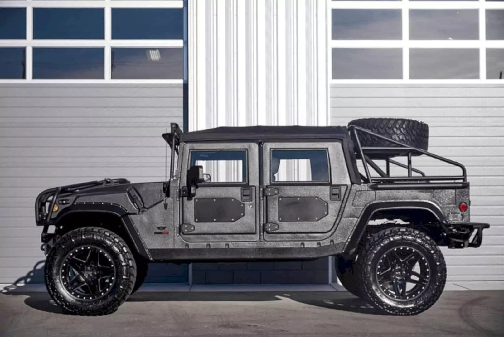 Mil Spec Automotive Hummer H1 Launch Edition 7