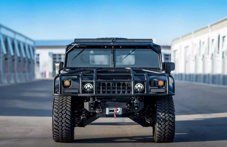 Mil Spec Automotive Hummer H1 Launch Edition 8