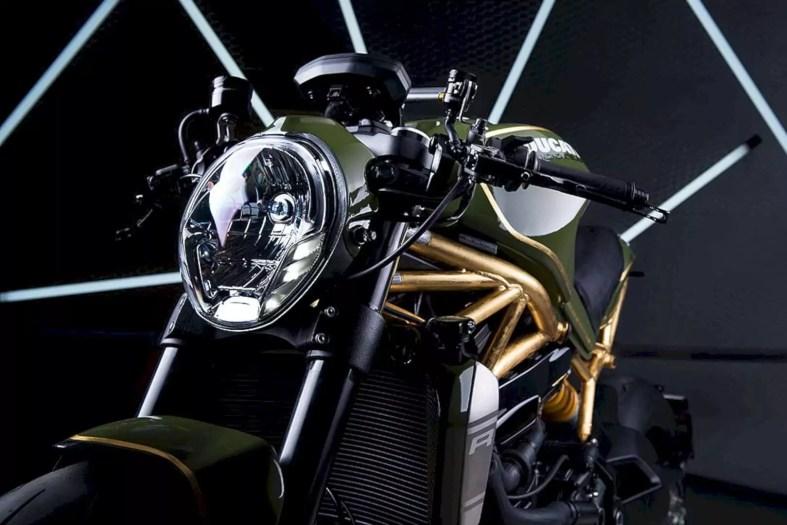 The Golden Monster By Diamond Atelier 5
