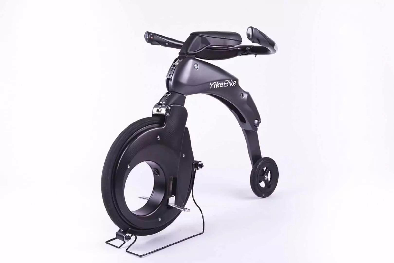 YikeBike - The Award Winning Fully Electric Folding Bike