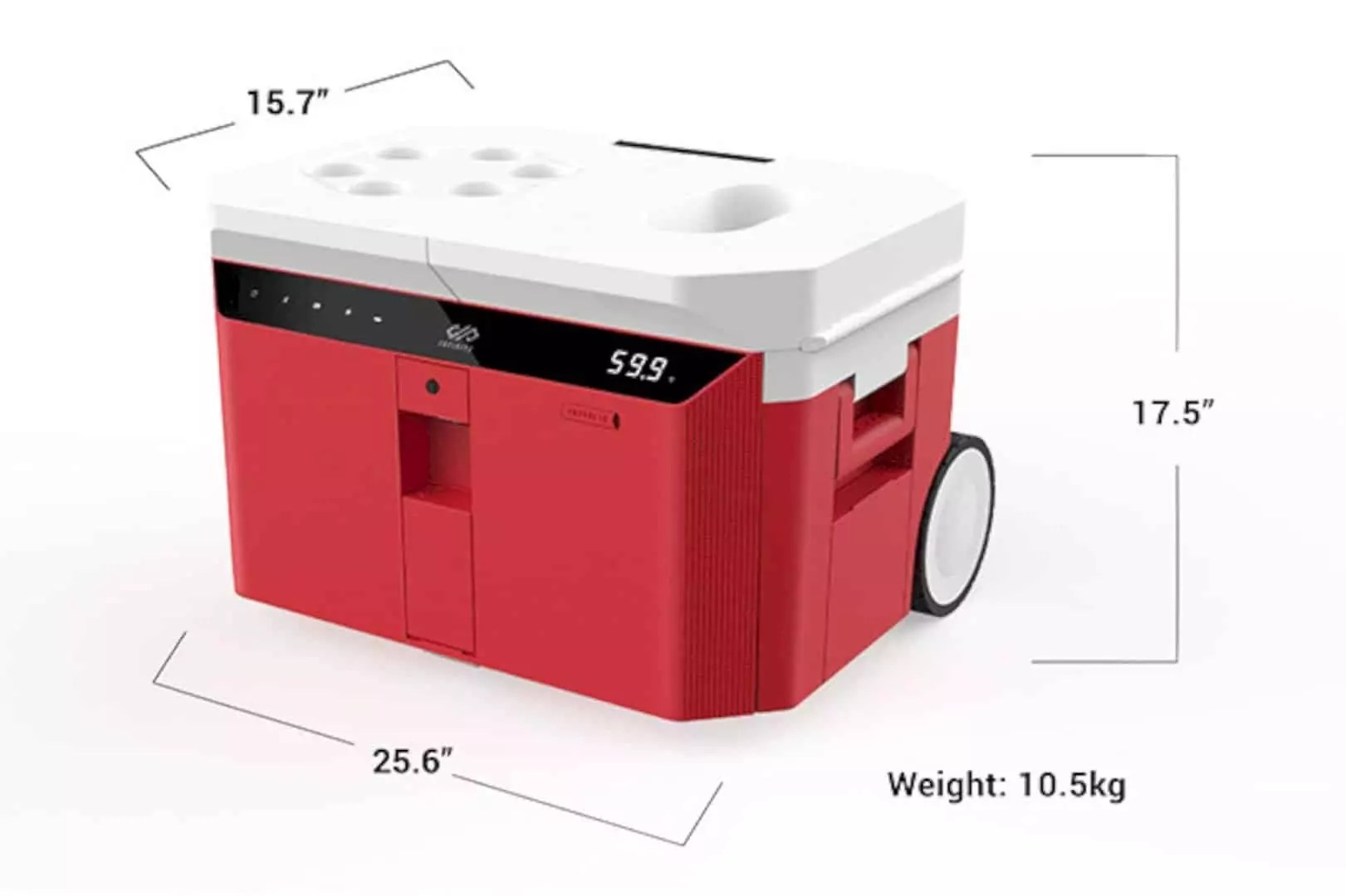 INFINITE: The Smartest Cooler for Any Outdoor Occasion
