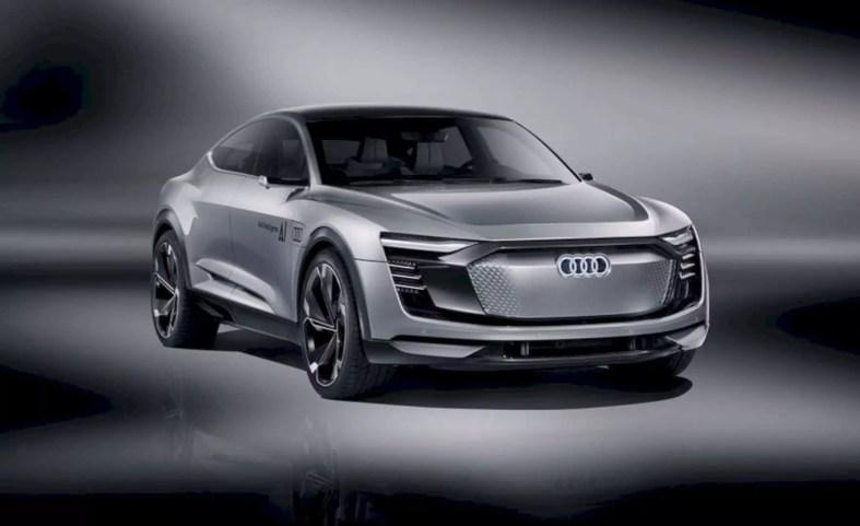 Audi Elaine Concept Car 1