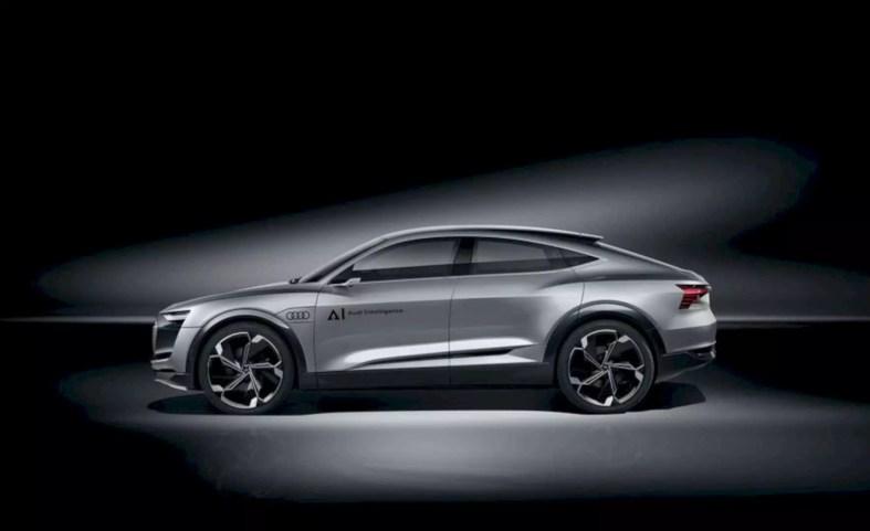 Audi Elaine Concept Car 5