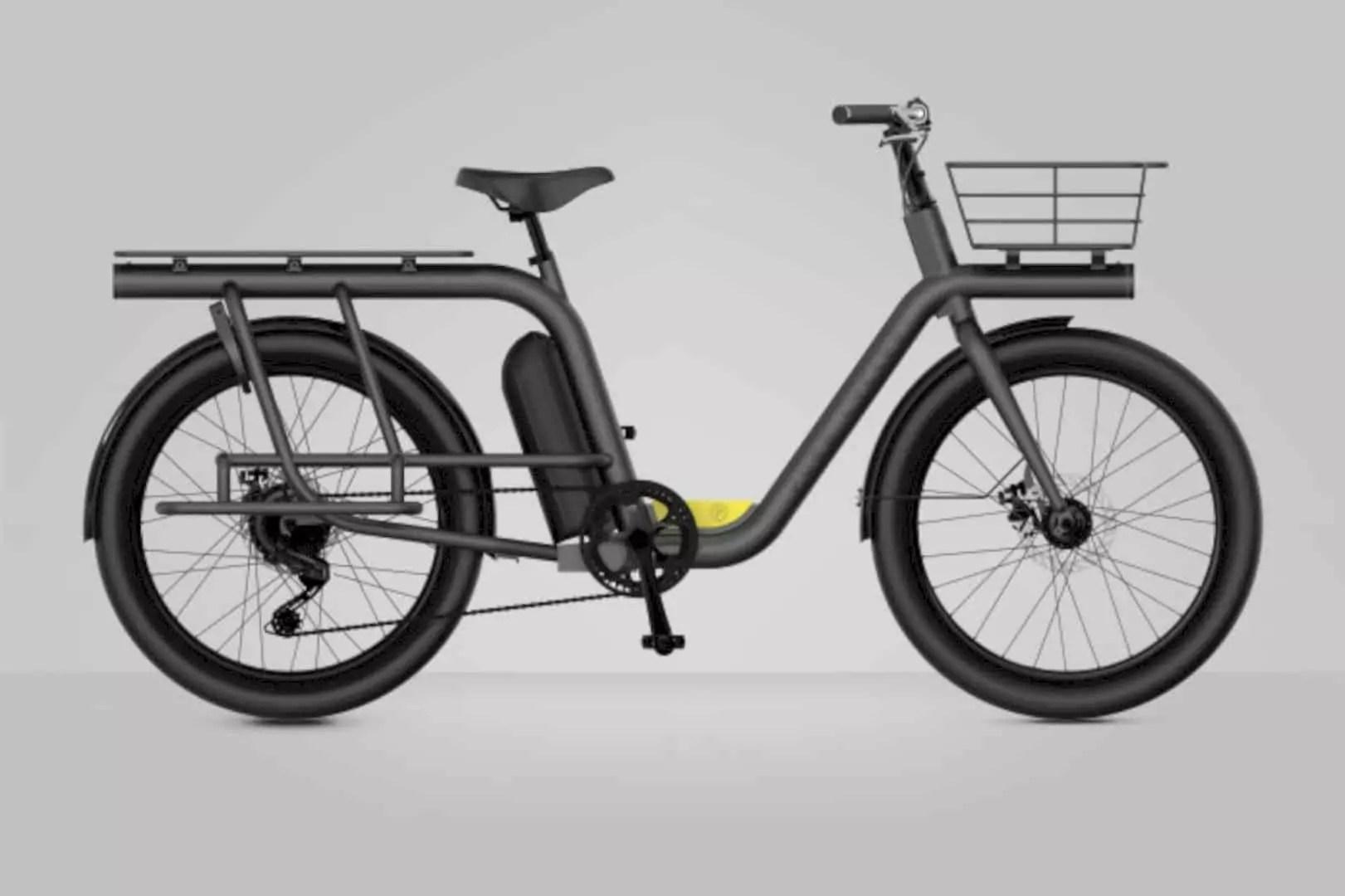 Capacita: The Smart Cargo E-Bike