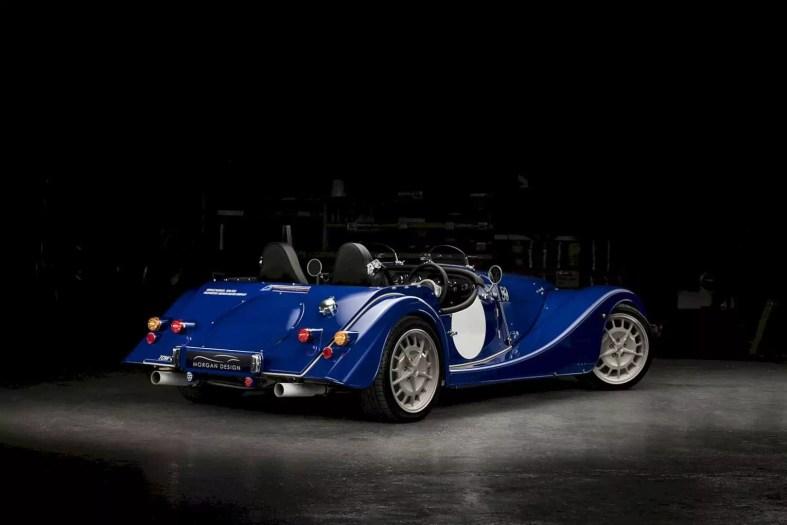 Morgan Plus 8 50th Anniversary Edition 3