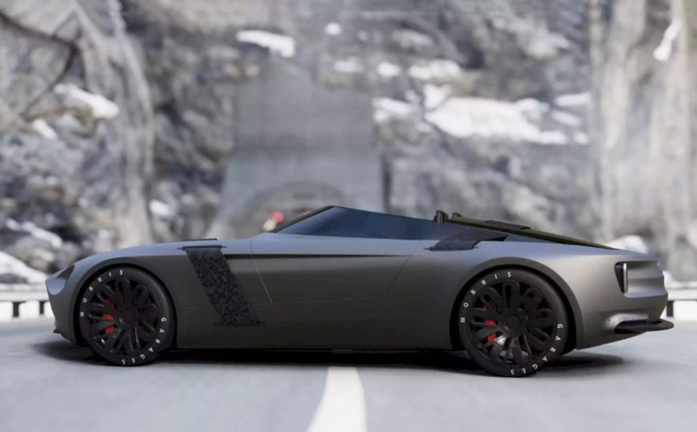 The Roadster Mg Concept Design 4
