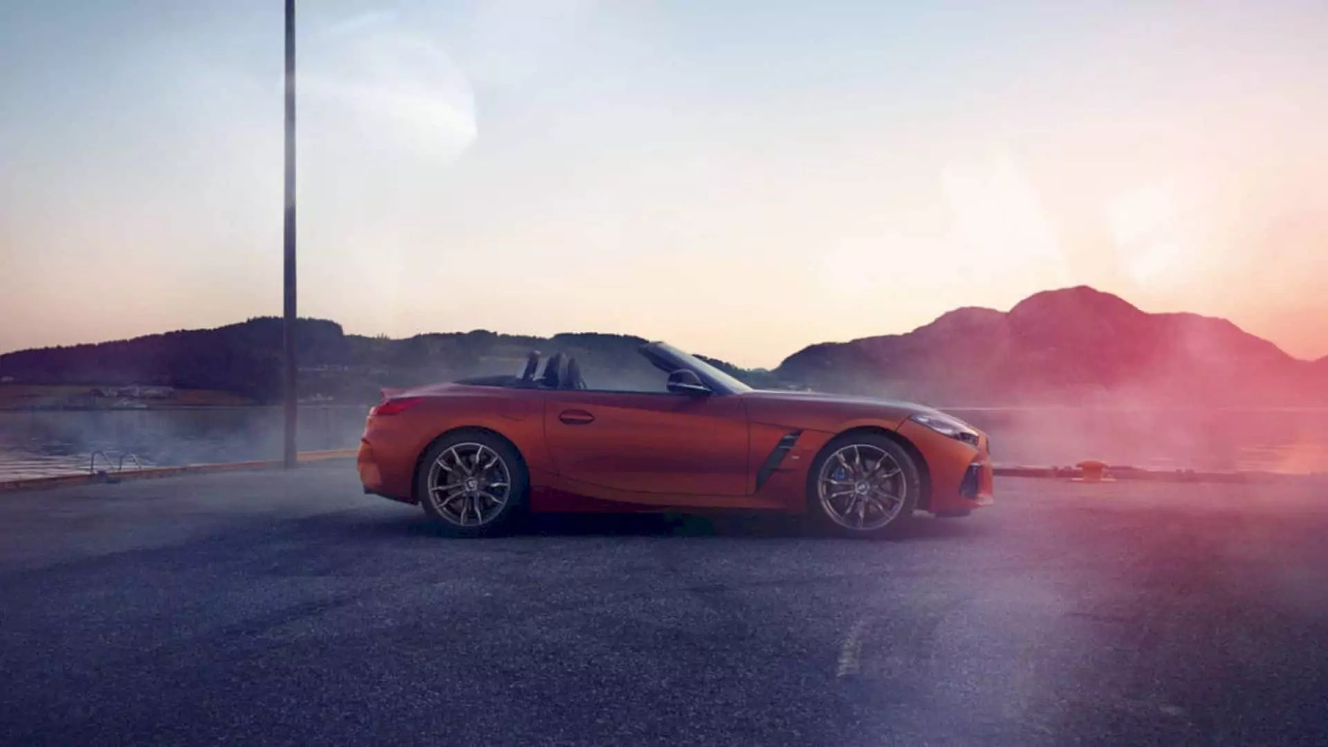 2019 BMW Z4 M40i: The New BMW's Design with the Most Surprising Feature
