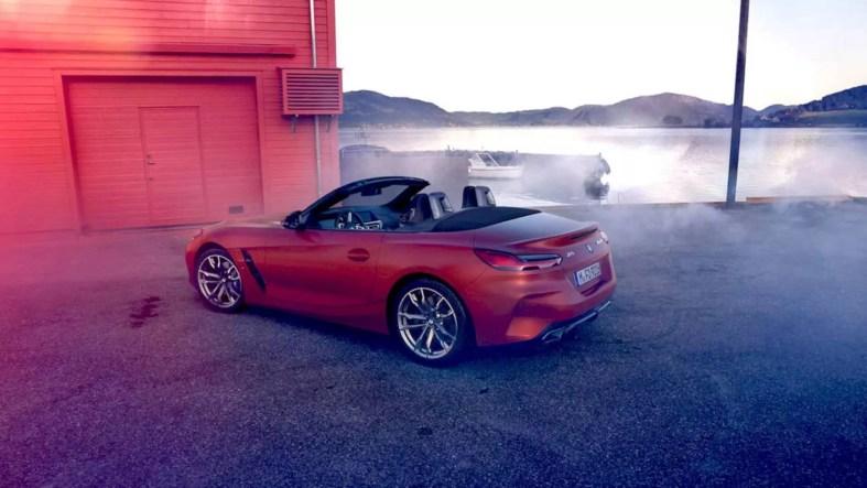 2019 BMW Z4 M40i 8