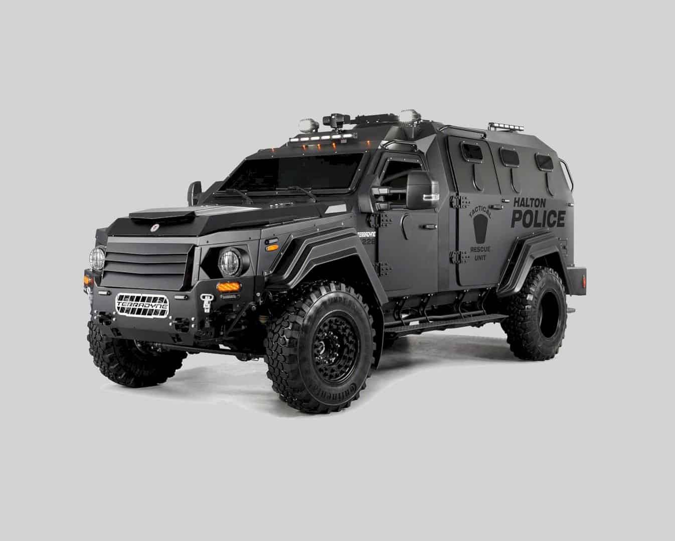 Gurkha MPV from Terradyne Might Question The Resilient of Your Usual MPV