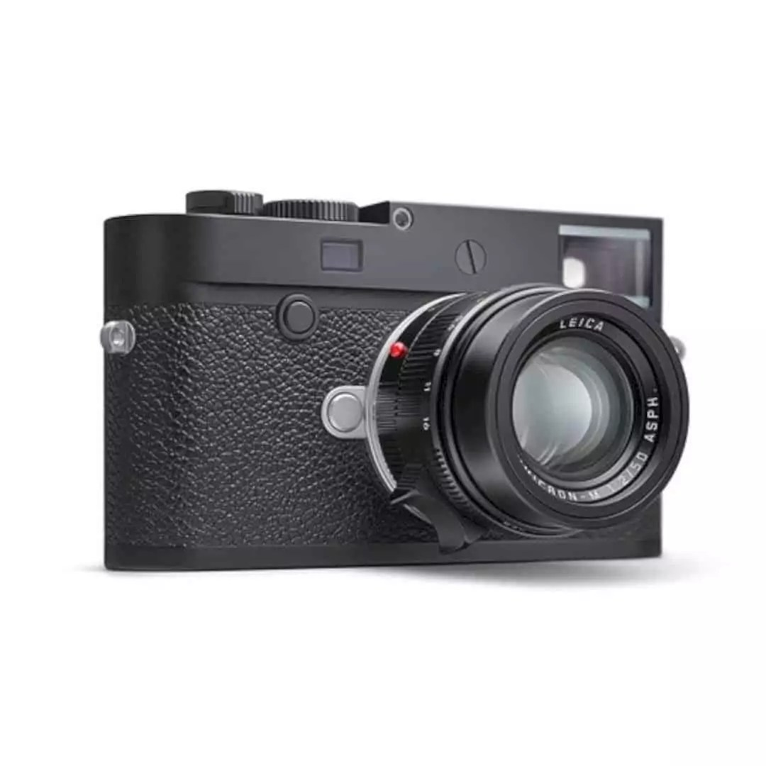 The New Leica M10-P Black Chrome: The Essence of the M Philosophy