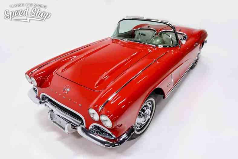 1962 Chevrolet Corvette By Classic Car Studio Shop 3