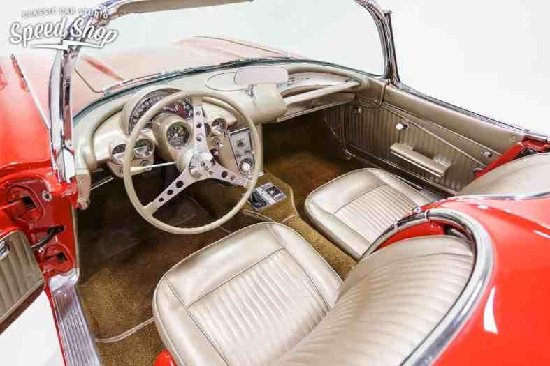 1962 Chevrolet Corvette By Classic Car Studio Shop 4