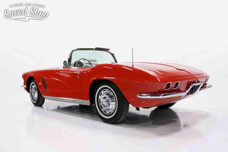 1962 Chevrolet Corvette By Classic Car Studio Shop 5