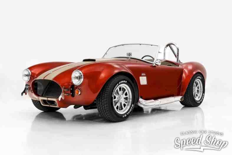 1965 Factory 5 Cobra By Classic Car Studio Shop 3