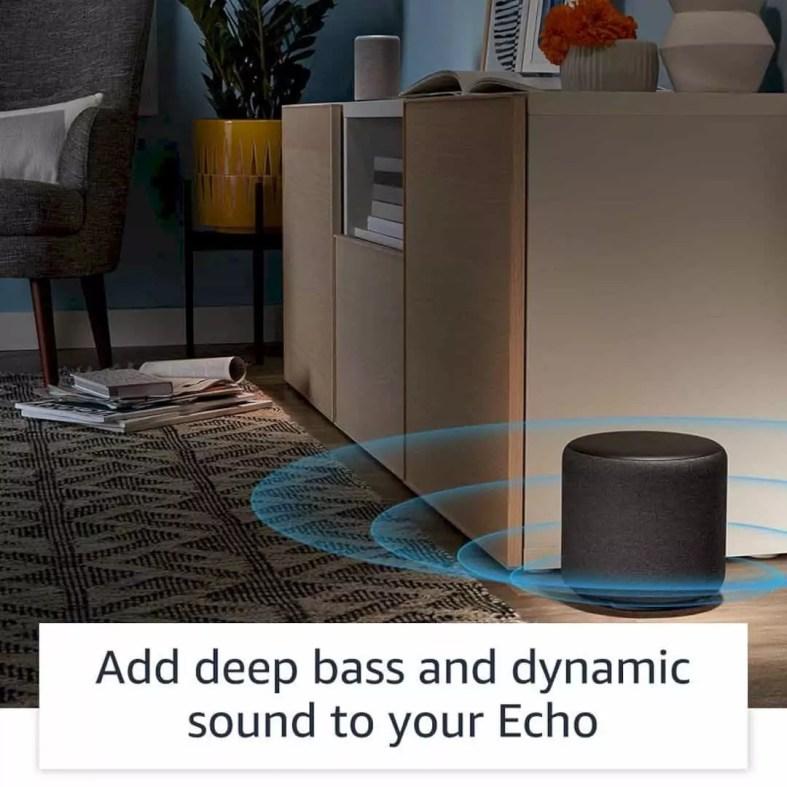 Echo Sub 5