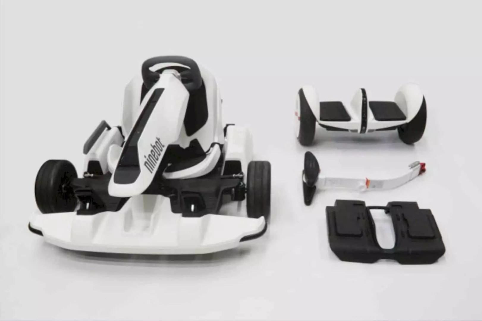 Ninebot Electric Gokart: The Cutting-Edge Electric Gokart