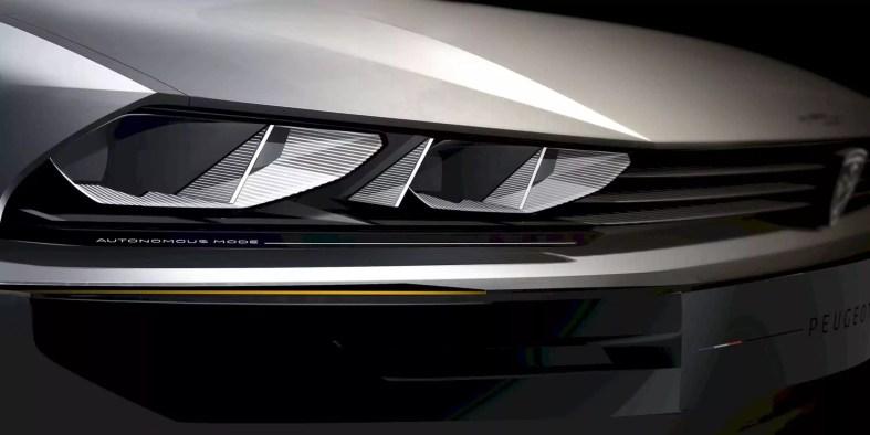 Peugeot E Legend Concept 1