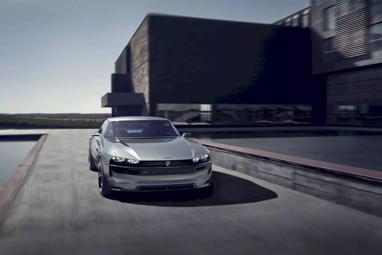 Peugeot E Legend Concept 10