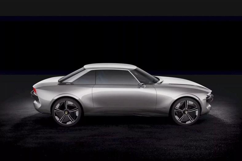 Peugeot E Legend Concept 12