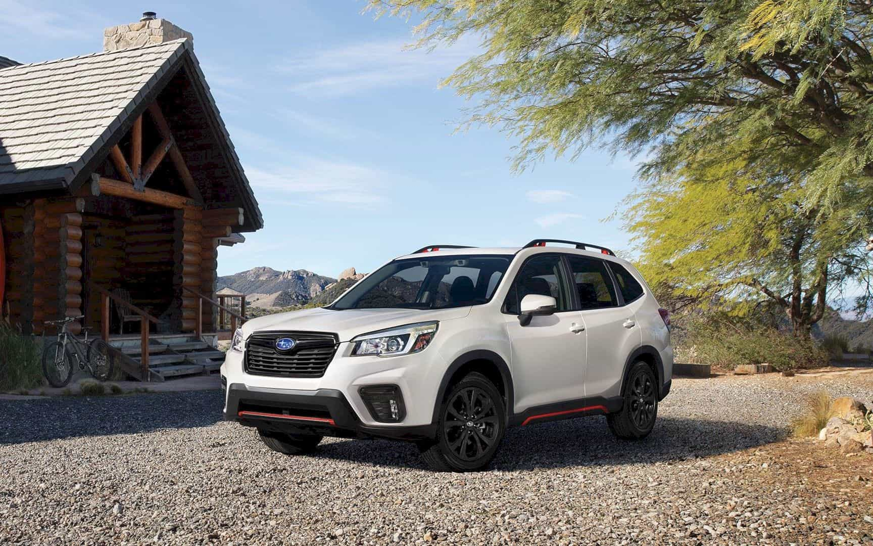 The 2019 Subaru Forester: The SUV for All You Love