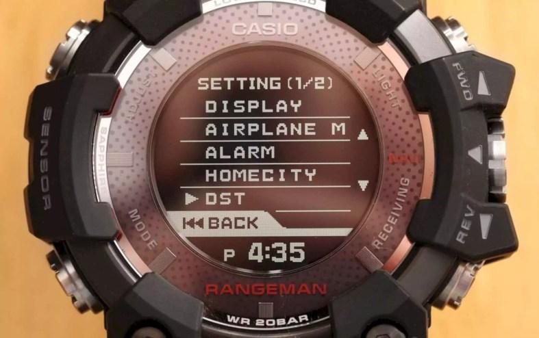 G Shock Rangeman Gpr B1000 4