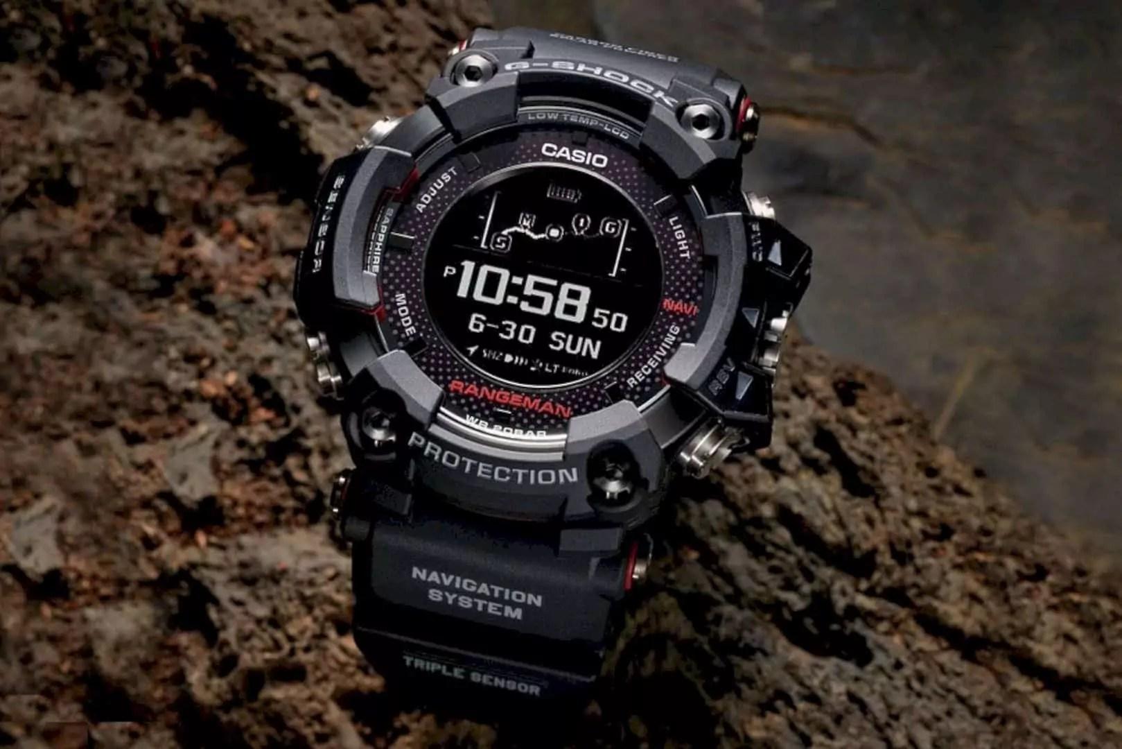 G-Shock Rangeman GPR-B1000: The Ultimate Casio Watch for Adventurer