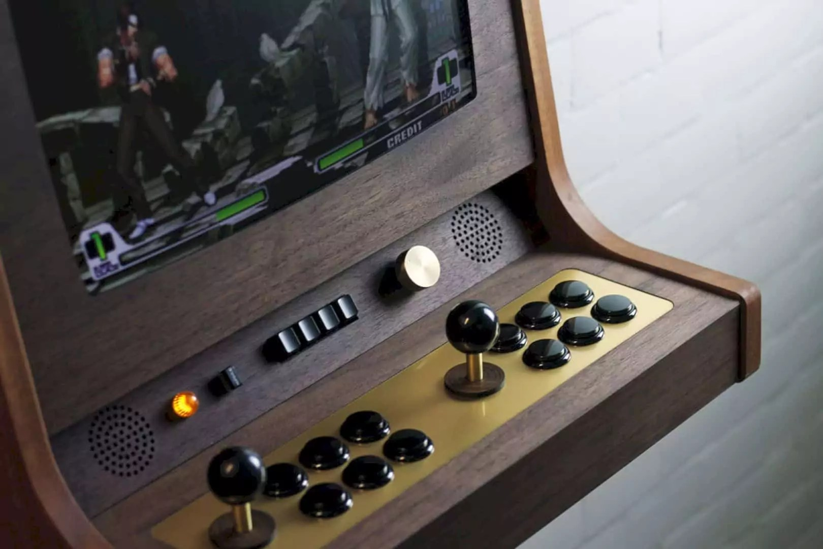 OriginX: The Delicate Homage to the Pong Cabinet