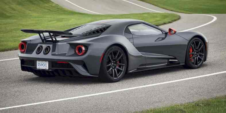 2019 Ford Gt Carbon Series 3