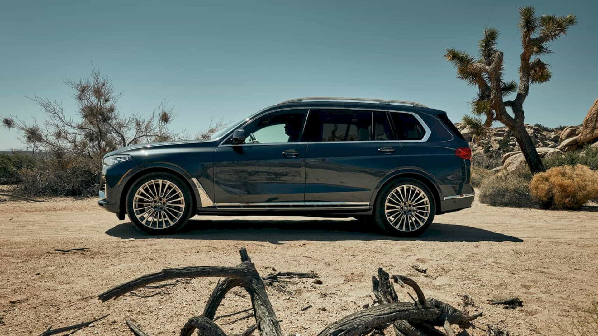 BMW X7 SAV: With Unrivaled Power Comes the Euphoria of Existing