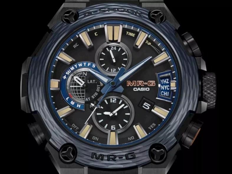 Casio Mrg G2000r 1