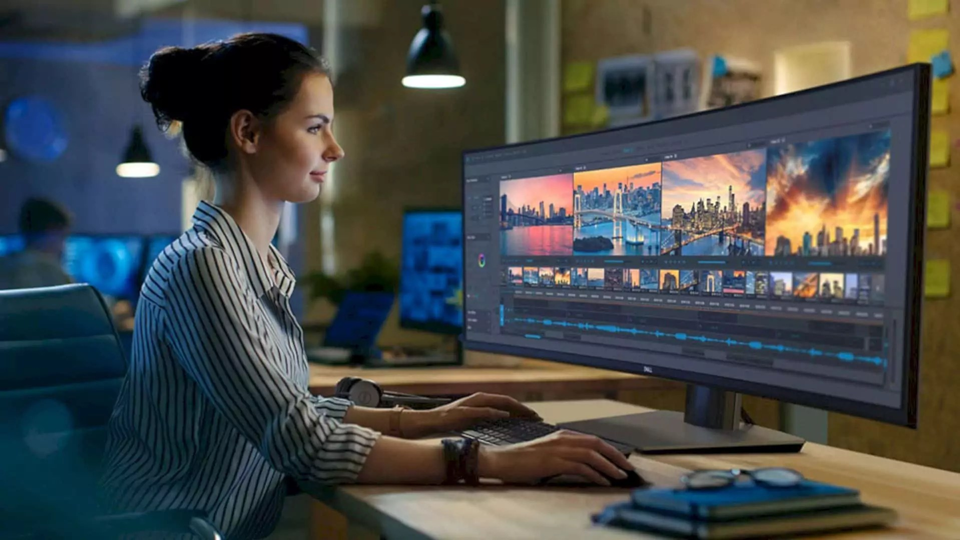 Dell UltraSharp U4919DW: A revolutionary 49-inch dual QHD curved monitor with ultra wide views