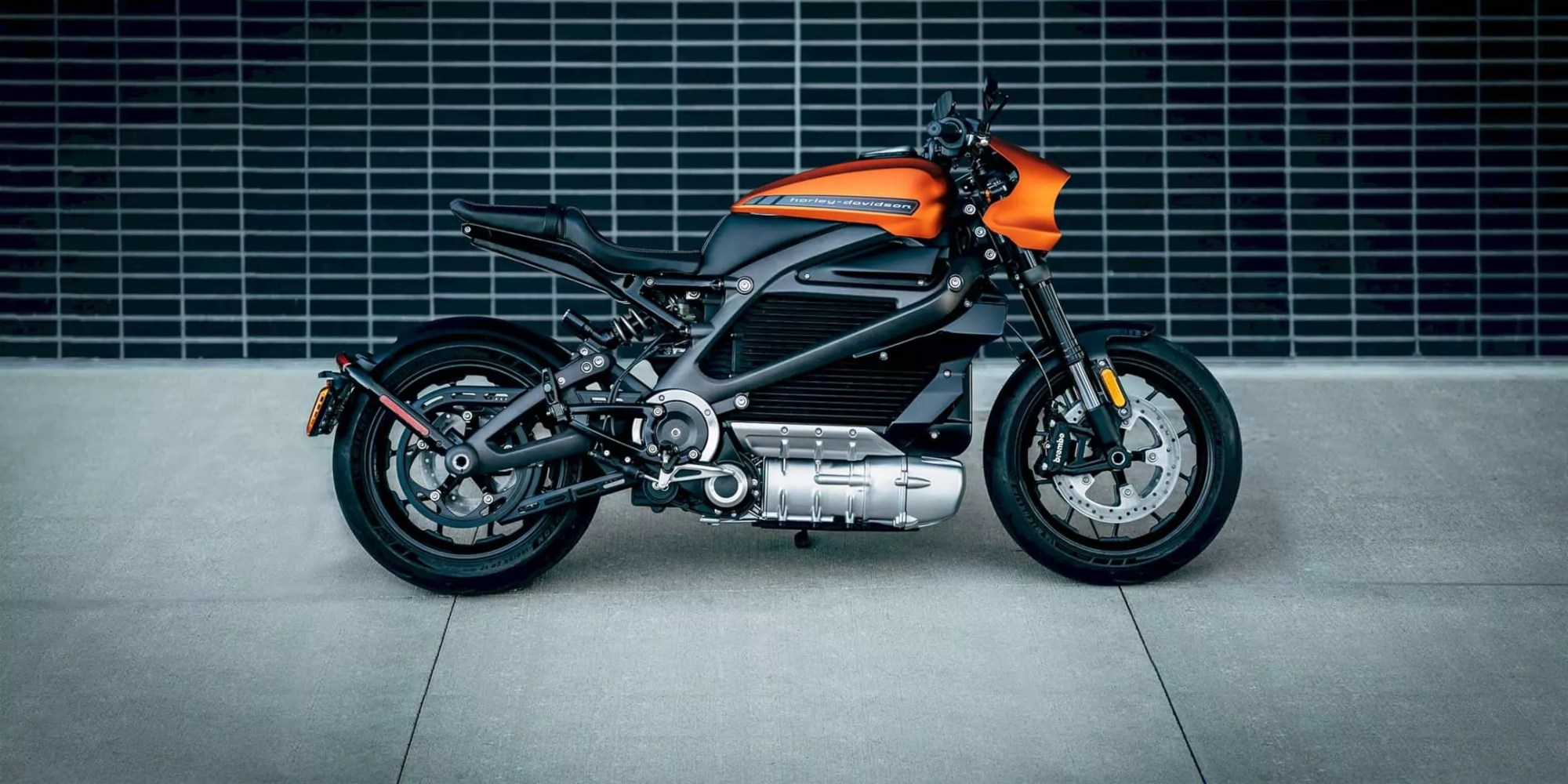Harley-Davidson LiveWire™: Yes, It's Electric.